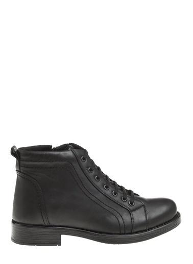 Derigo Klasik Ayakkabı Siyah